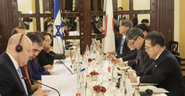 Israel – Japan In Talks To Enter A Free Trade Agreement